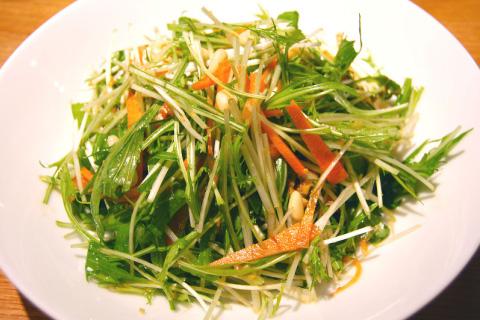 中華風水菜サラダ